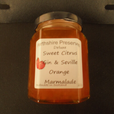 Sweet Citrus Gin & Seville Orange Marmalade