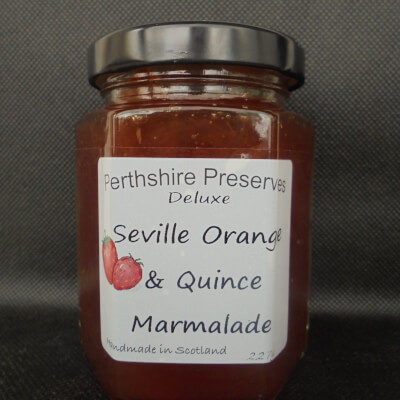 Seville Quince Marmalade 1 227 G