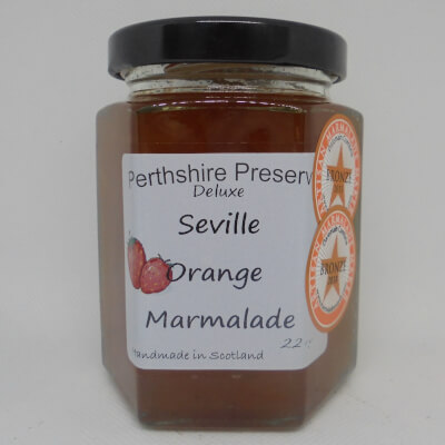 Seville Orange Marmalade 1 227 G