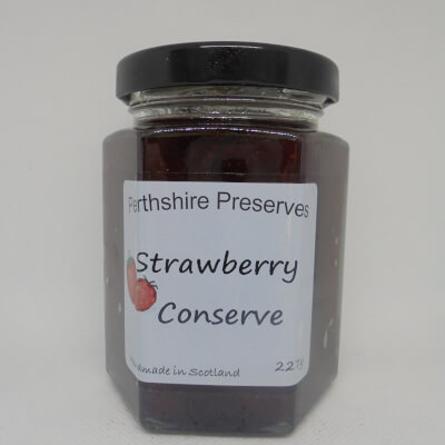 Strawberry Jam 1 227 G