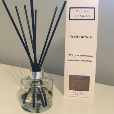 Cotton Reed Diffuser 100Ml