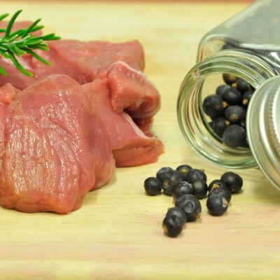 Wild Venison Diced Steak