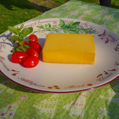 Smoked Orkney Cheese