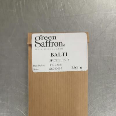Balti Spice Blend (35G)