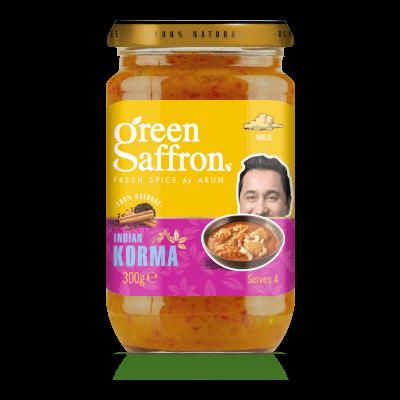 Korma Cook In Sauce