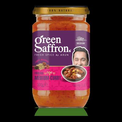 Medium Curry Cook In Sauce