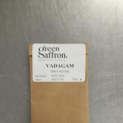 Vadagam Spice Blend (35G)