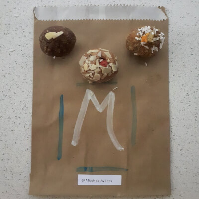 Special Offer On Energy Balls