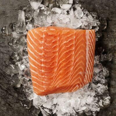 Wild Alaskan Sockeye Salmon Fillets 260G