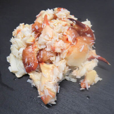 Crab Meat White 227 G