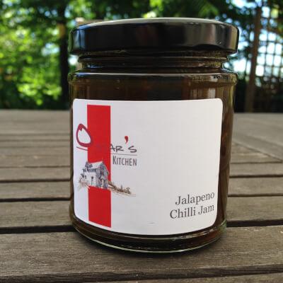 Jalapeno Chilli Jam