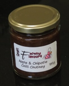 Apple And Chipotle Chilli Chutney