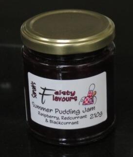 Summer Pudding Jam