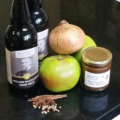 Apple Chutney With Bewdley Beer