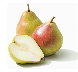 Comice Pears - Ecologically Grown
