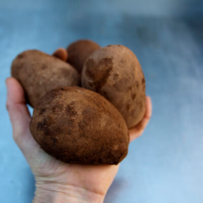 Potatoes Organic (Valor)