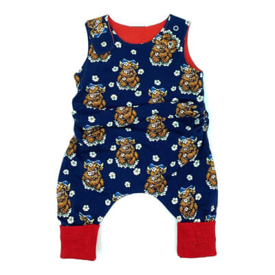 Children's On The Grow Coo Romper