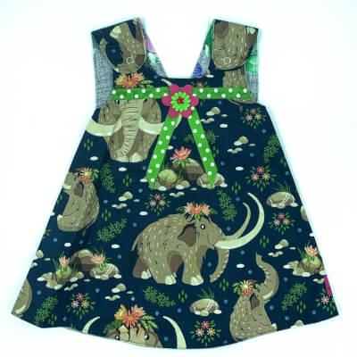 Mammoth Reversible Dress 6-12 Months