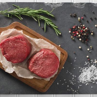 Organic Fillet Steak (X2)