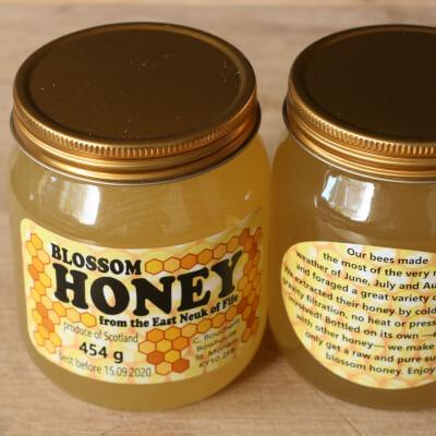 Summer 2018 Blossom Honey
