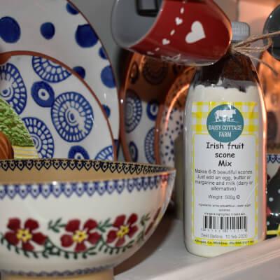 Irish Fruit Scone - Bottle Of Bread Baking Mix