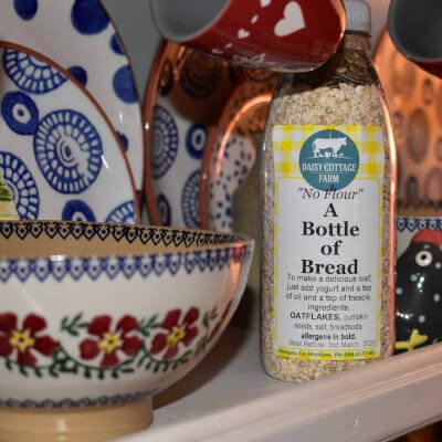 No Flour - Bottle Of Bread Baking Mix