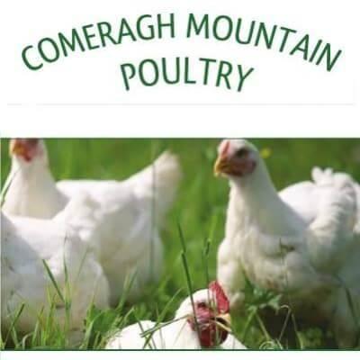 Whole Chickens - Comeragh Mt Farm