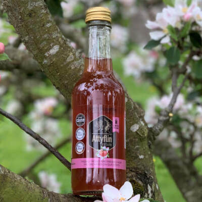 Rosette Apple Juice