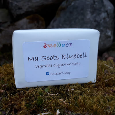 Smelleez - Ma Scots Bluebell Soap Bar