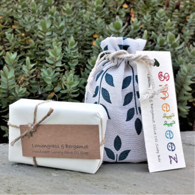 Smelleez Lemongrass & Bergamot Gift Bag