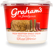 Scottish Single Cream 284Ml
