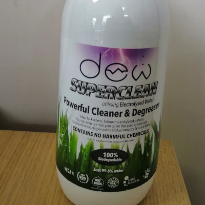 Dew Superclean Degreaser And General Cleaner
