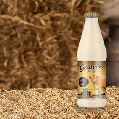 Jersey Gold Top Milk 1 Litre