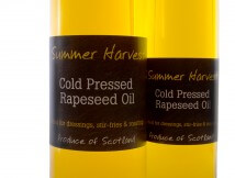 Summer Harvest Rapeseed Oil
