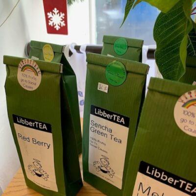 Sencha  Green Tea - Libbertea