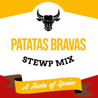 Patatas Bravas Stewp Mix