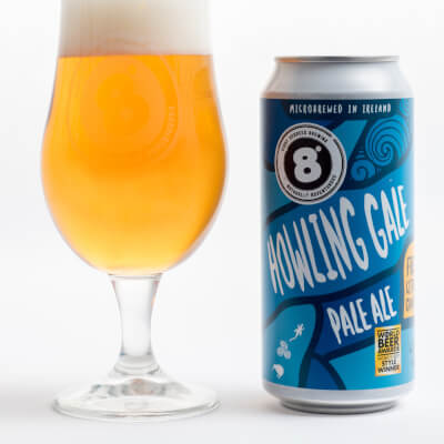 Howling Gale Irish Pale Ale Can (4.5% Abv)