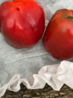 Organic Red Pepper