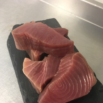 Fresh Tuna Steaks