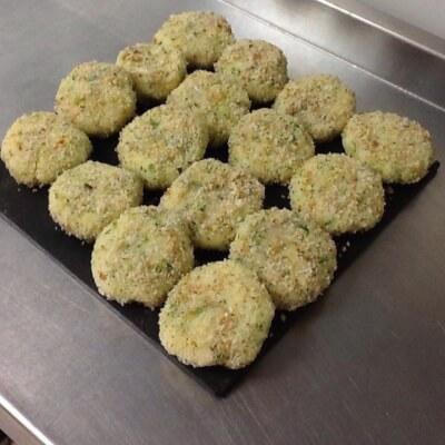Fresh Fish Cakes