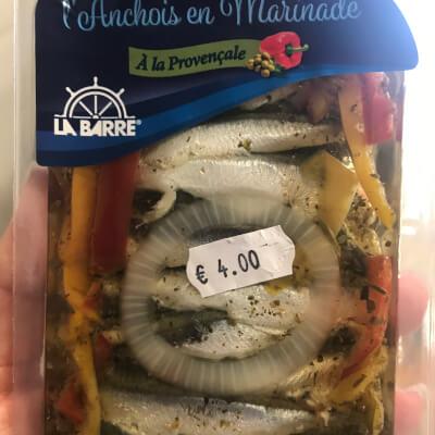 Anchovies A La Provençal