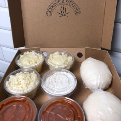 Cornerstone At Home Pizza Kits