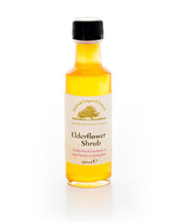 Elderflower Shrub