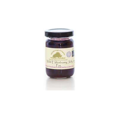 Elderberry Jelly Pot