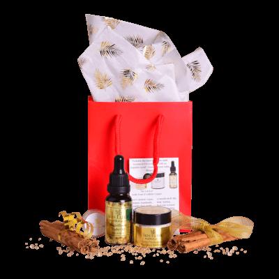 Skin Elixir Gift Set #1 15Ml Moisturiser & 20Ml Magnificent Night Oil