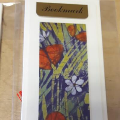 Bookmark Poppy