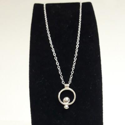 Sliver Ring Chain