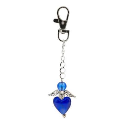 Key Ring Navy