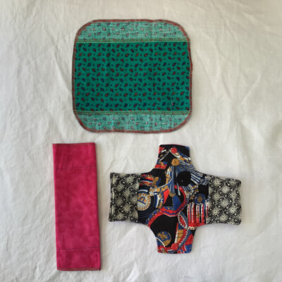 Reusable Sustainable Sanitary Pads Dk