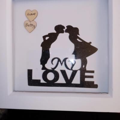Lovers  Frame